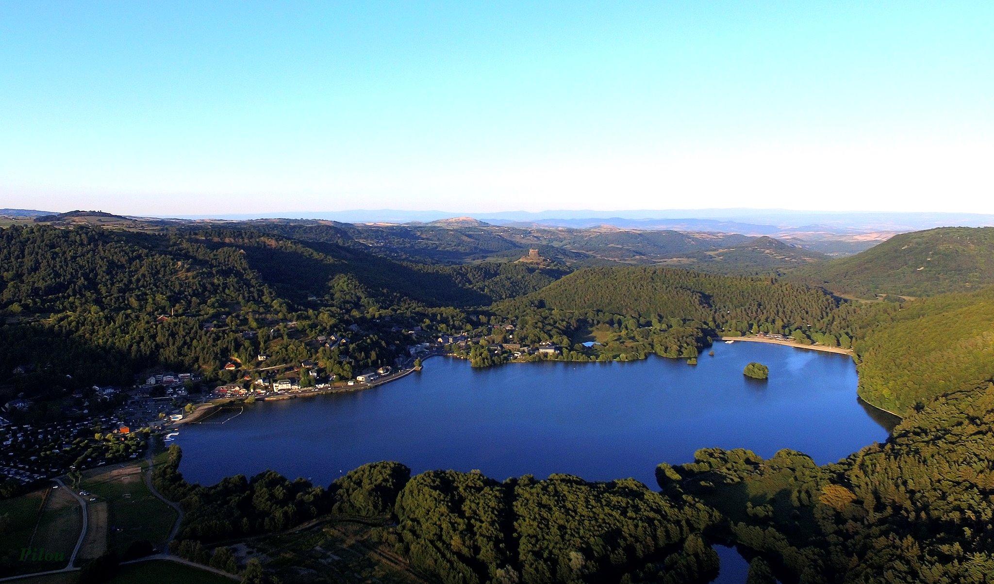 lac chambon 2