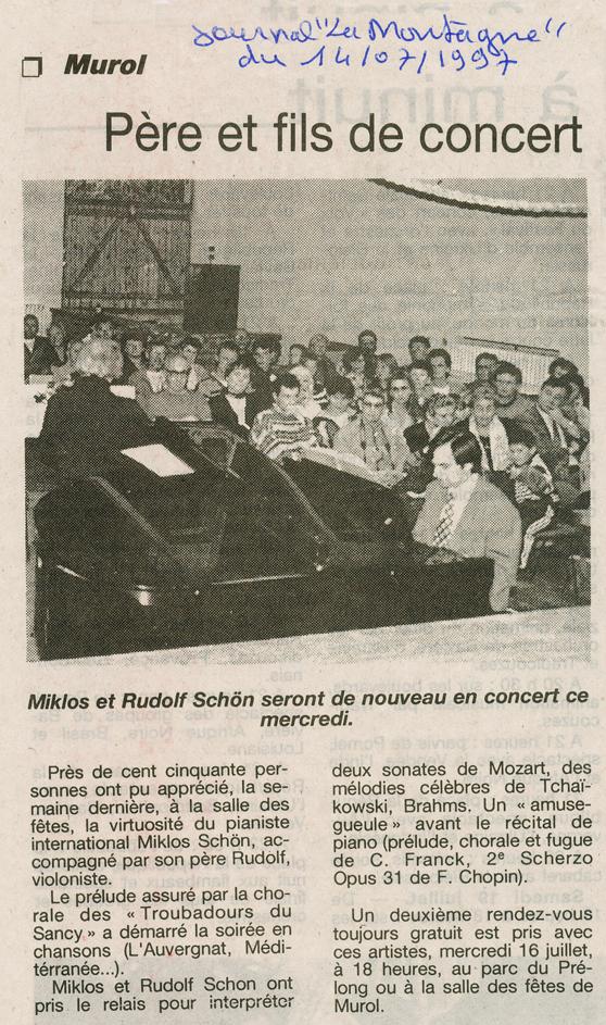Rudolf Schon
