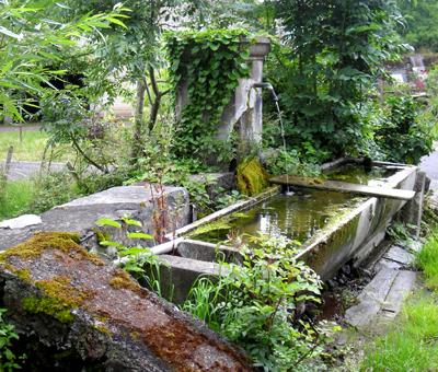 Fontaine des Ballats